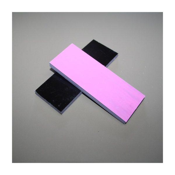 G-10 rosa/svart