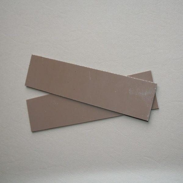 1,5 mm Liner G-10 Brun