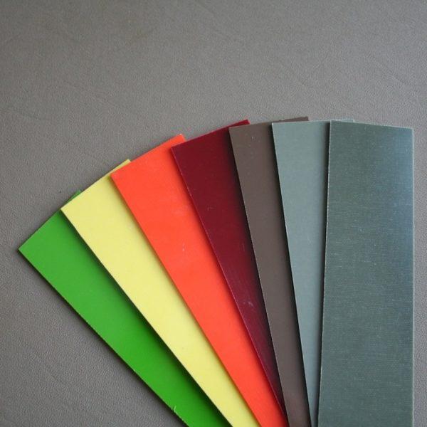 1,5 mm Liner G-10 Sju färger