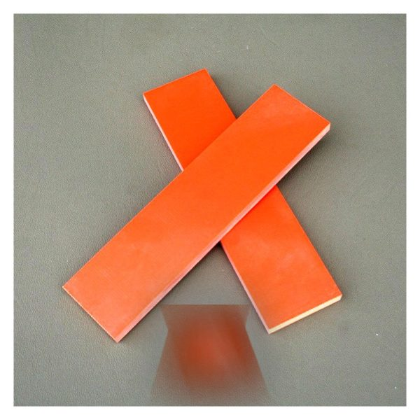 G-10 handtagsmaterial orange
