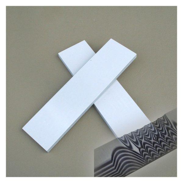 G-10 handtagsmaterial Grå/svart