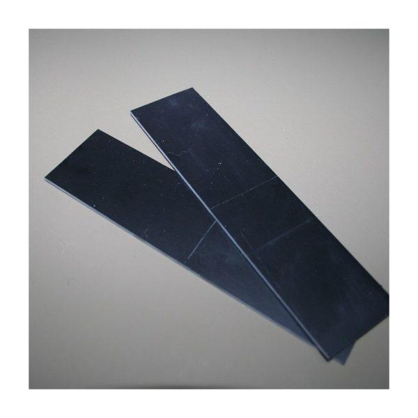 1,5 mm Liner G-10 Svart