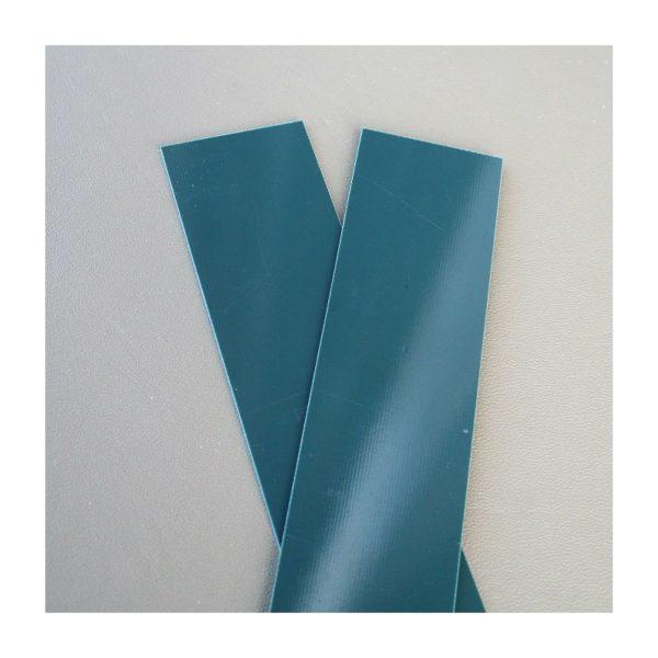1,5 mm Liner G-10 Mörkgrön