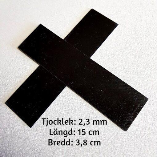 2,3 mm Liner/Mellanlägg av G-10