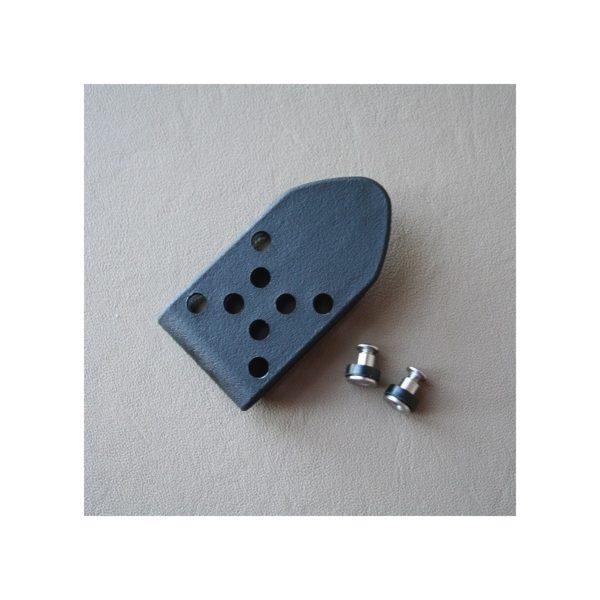 G-Clip Spyderco Bälteshållare baksida