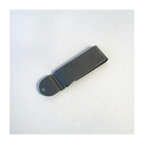 Bälteshållare Clip Metall Framsida