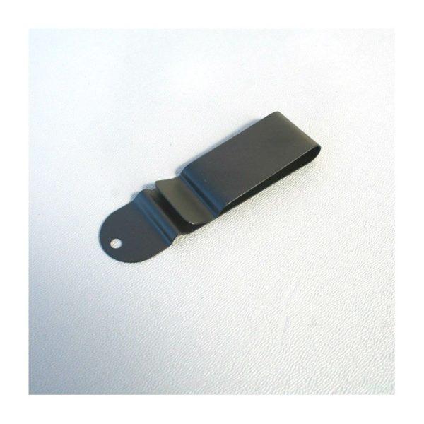 Bälteshållare Clip Metall Baksida