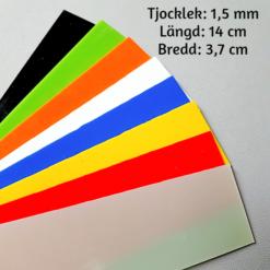 1,5 mm Liner/Mellanlägg av G-10