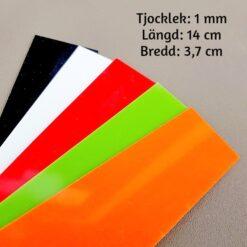 1 mm Liner/mellanlägg av G-10