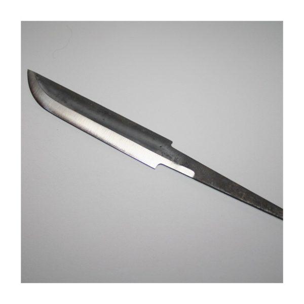 Knivblad Lauri Huggare Kolstål 14 cm
