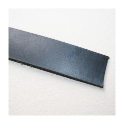 2,5-3 mm Läderrem svart