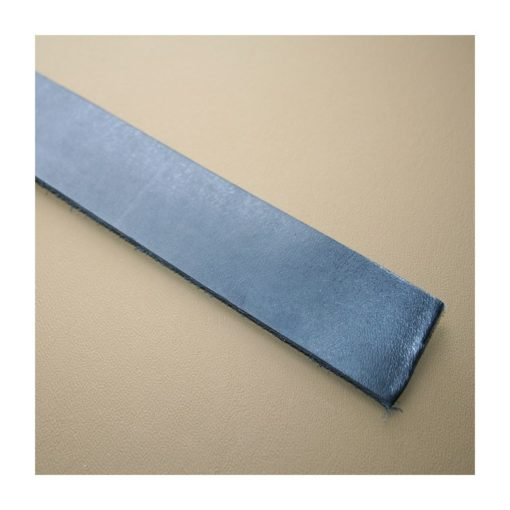 2,5-3 mm Läderrem: 3*33 cm svart