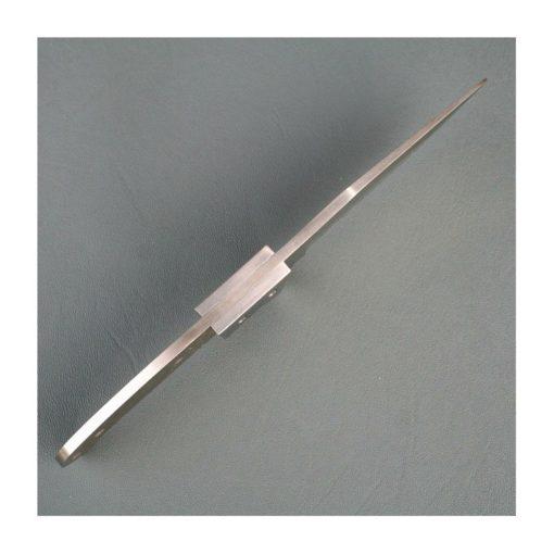 Knivblad Clip Point Liten ovanifrån