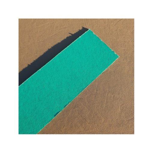 1 mm Liner Vulkanfiber Grön