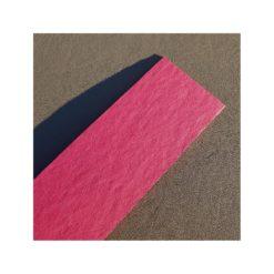 1 mm Liner Vulkanfiber Röd