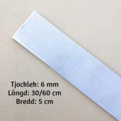 6 mm Knivstål av 80crv2 kolstål
