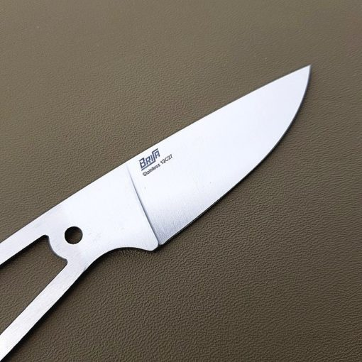 Knivblad Bobtail 80/F närbild