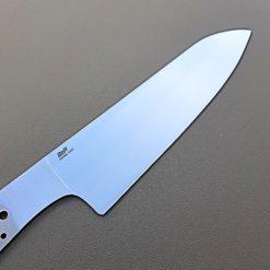 Knivblad Kökskniv Chef 185 närbild
