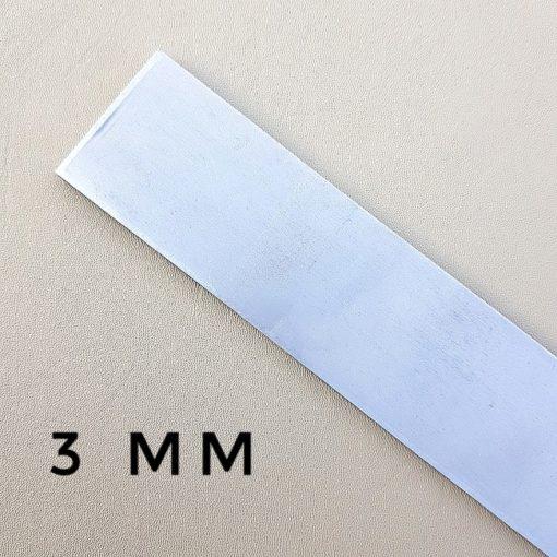 Knivstål X50CrMoV15 Rostfritt Stål 3 mm