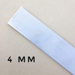 4 mm X50CrMoV15 Rostfritt Stål Knivstål