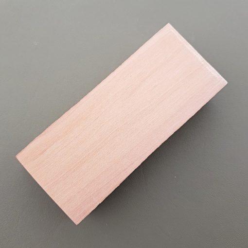 Päron som kan användas till knivskaft