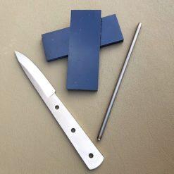 DIY Tillverka din egen Skalkniv - kökskniv