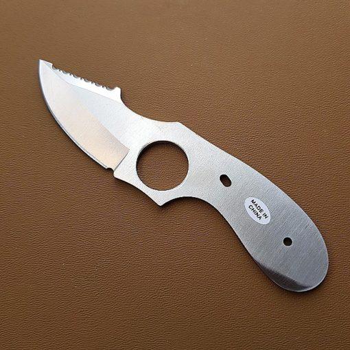 Knivblad Ring Fulltang Knivslöjd
