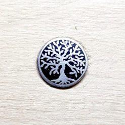 Mosaikstav Yggdrasil Träd