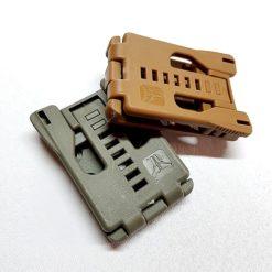 Tek-Lok Bältesfäste från Blade-Tech i två olika nyanser