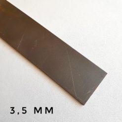 Knivstål N690 Rostfritt stål 3,5 mm