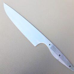 Knivblad Kökskniv Kockkniv av rostfritt stål