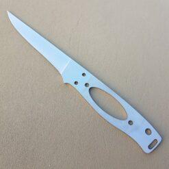 Knivblad Fisher av rostfritt stål