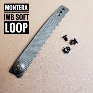Montera ihop Bälteshållaren IWB Soft Loop