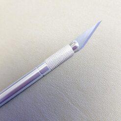Precisionskniv för enklare skärjobb