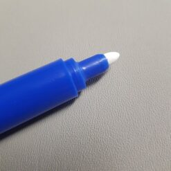 Refillbar Läderfärgspenna med mediumspets