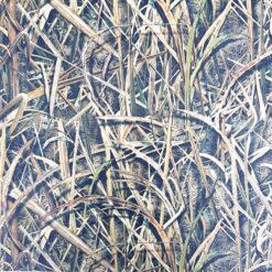 Kydexark med motivet Shadow Grass